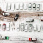 Шесть способов избежать неприятностей на зимней парковке