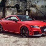 Audi TT RS в тюнинге от ABT Sportsline