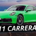 Секрет успеха. Porsche 911 Carrera S   Наши тесты плюс