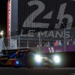 Сбой сервера позволил экипажу Алонсо вернуться в гонку