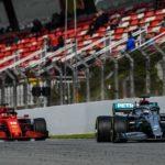 Mercedes и Ferrari проведут частные тесты перед началом сезона