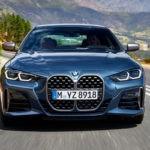 Новое купе BMW четвертой серии полностью рассекречено