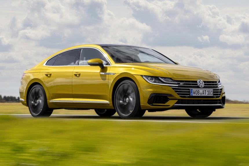 Volkswagen Arteon добрался до России: объявлены цены