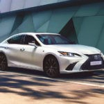 Lexus ES в России: F Sport с младшим мотором