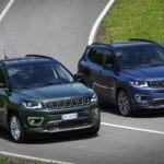 Кроссовер Jeep Compass стал европейцем
