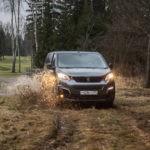 Тест-драйв Peugeot Traveller 4x4: шутки в сторону