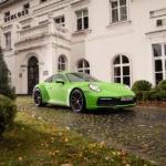 Тест-драйв Porsche 911 Carrera: штрафной патрон