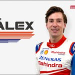 Формула Е: Алекс Линн подписал контракт с Mahindra