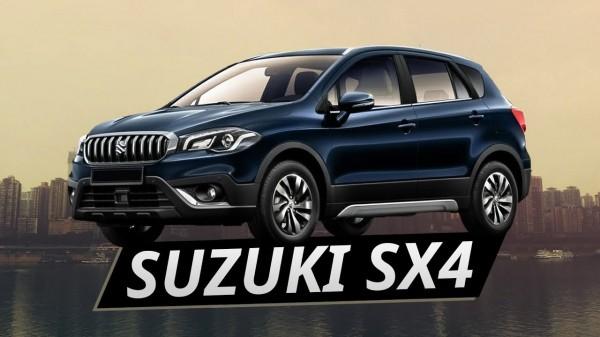 Семейный, городской, для дачи. Это про Suzuki SX4? | Своими глазами