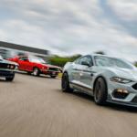 Ford показал 487-сильный Mustang Mach 1