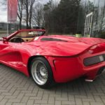 Единственный в своем роде концепт Bizzarrini BZ-2001 выставлен на продажу: цена вопроса ₽60 млн