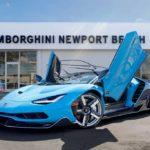 Из Америки в Россию: эксклюзивный Lamborghini Centenario продают за 293 млн рублей