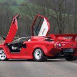 Кузов не выцвел, а салон как новый: с молотка пустят Lamborghini Countach LP500 S 1984 года