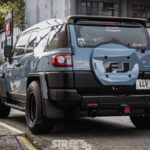 На Филиппинах есть свои тюнинг ателье: вот их проект на базе Toyota FJ Cruiser