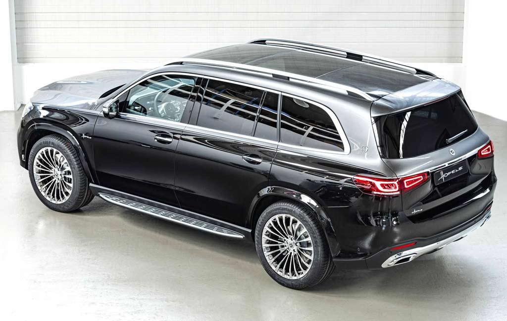 В ателье Hofele подтянули новый Mercedes GLS до уровня росшного Майбаха