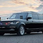 Специалисты Klassen построили бронированный лимузин на базе Range Rover SVAutobiography