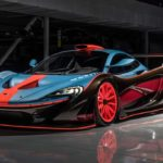 McLaren P1 GTR-18 от Lanzante: дорожный суперкар в стиле легендарного F1 GTR Longtail