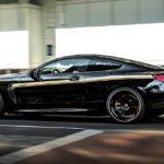 MH8 800: самый быстрый в мире вариант BMW M8 Competition от ателье Manhart