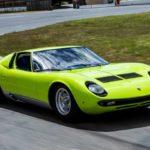Ценник за отреставрированный Lamborghini Miura P400 1968 перевалил за 62 млн рублей