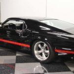 В мастерской здорово перекроили классический Ford Mustang Fastback 1969 года