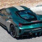 В продаже Ferrari 488 Pista необычного цвета и опциями на 11 млн рублей