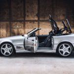Современная классика: в продаже Mercedes-Benz SL600 1998 года от ателье RENNtech