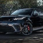 В ателье Manhart подготовили пакет доработок для самого дорогого Range Rover Velar