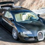 Машине уже 13 лет: в продаже Bugatti Veyron 2007 года почти без пробега