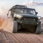 GM будет выпускать армейские вездеходы на базе Chevrolet Colorado