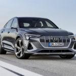Представлен Audi e-tron S с тремя электромоторами