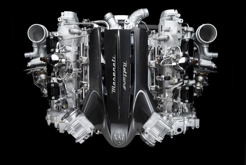 Maserati Nettuno: новый двигатель V6 собственной разработки