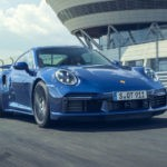 Новый Porsche 911 Turbo вышел вслед за версией Turbo S