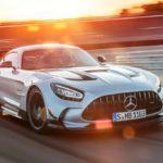 Mercedes-AMG GT Black Series: самый мощный дорожный суперкар в истории марки