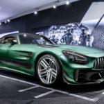 Тюнеры из Carlex Design сделали для клиента особый Mercedes-AMG GT R Pro Tattoo Edition