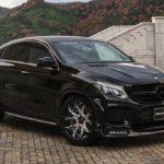 Тюнеры из WALD разработали пакет Sport Line для первого Mercedes GLE Coupe
