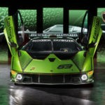 Представлен трековый суперкар Lamborghini Essenza SCV12
