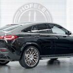 В компании Hofele по своему приукрасили кроссовер Mercedes GLE Coupe второго поколения