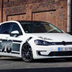 Электрический Volkswagen e-Golf побывал в руках специалистов xXx Performance
