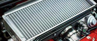 Шпаргалка по выбору радиатора охлаждения двигателя