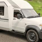 УАЗ показал, что внутри у машины для путешествий на базе «Профи»