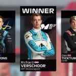 Ф2: Вторую гонку в Сильверстоуне выиграл Ферсхор