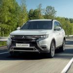 Российский Mitsubishi Outlander слегка обновлен