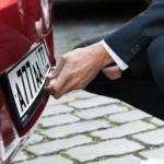 В Госдуму внесли законопроект о продаже «красивых» автомобильных номеров