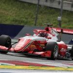 Ф3: Деннис Хаугер выиграл первую гонку в Австрии
