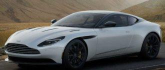 Британцы добавили мощности Aston Martin DB11 2022 модельного года