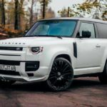 Land Rover Defender 90 от Startech: спортивный дизайн и огромные колеса