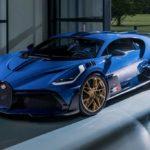 Финальный Bugatti Divo за ₽433 млн доставлен покупателю: все 40 машин распроданы