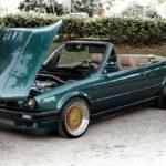 Флоридские тюнеры установили на старый кабриолет BMW мотор 1JZ-GTE