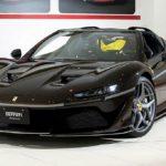 Кто-то решил продать свой Ferrari J50: редкий суперкар выставили за ₽260 млн
