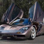 Миллиард рублей за идеально сохранившийся McLaren F1 1995 года